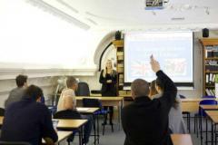 Cursos de inglés en Oxford House College Londres
