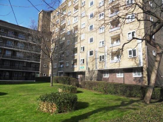 Casa compartida en Camden