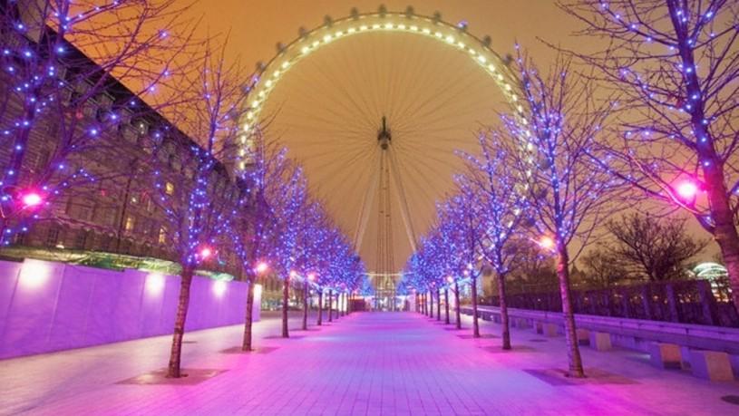 Londres en Navidades