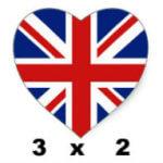 3 x 2 en cursos de inglés en Londres 2013