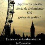 Oferta: Alojamiento en Londres