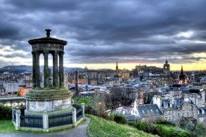 Lugares que no puedes perderte en Edimburgo