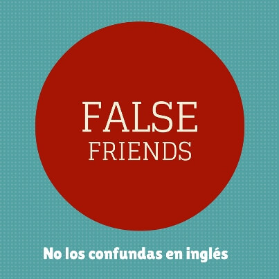 False friends, vivir en Londres