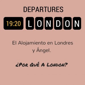 vivir en Londres, estudiar inglés en Londres, alojamiento en Londres