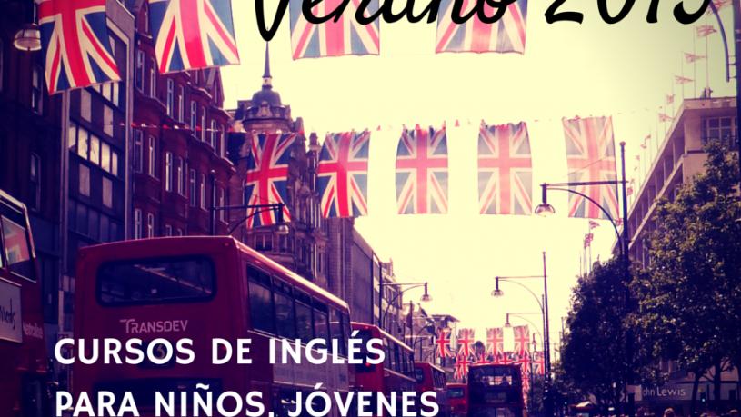 Cursos de inglés para niños, jóvenes y familias