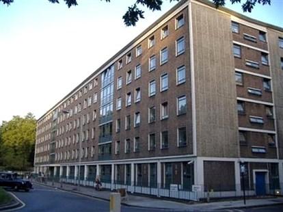 Residencia de estudiantes en Bloomsbury II