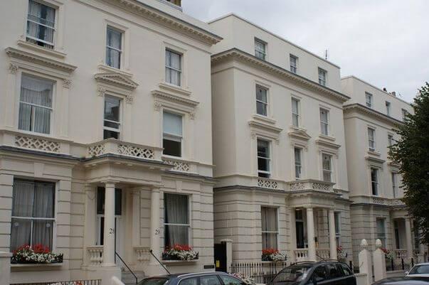 Residencia en Notting Hill
