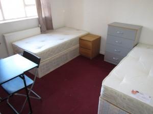 Habitación doble en John Aird Court - 1