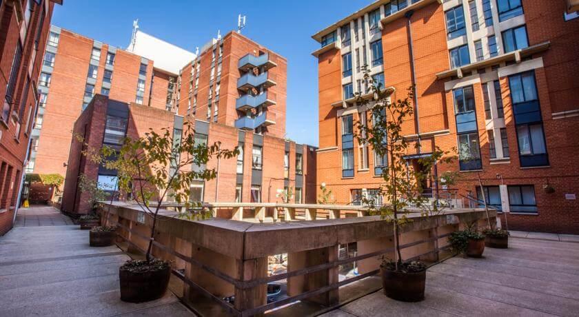 Verano - Residencia de estudiantes en Clerckenwell