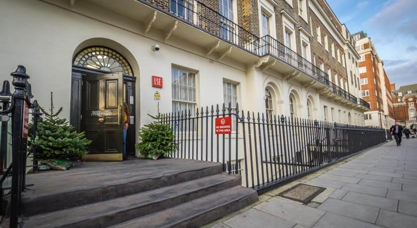 Navidad - Residencia en Bloomsbury