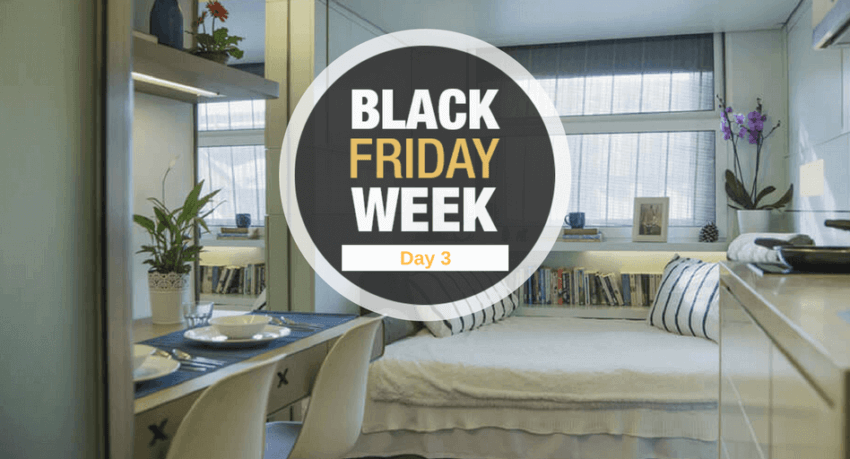 Black Friday - Descuentos residencias de estudiantes en Londres