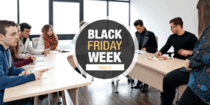 Black Friday - Curso de inglés en Londres gratis