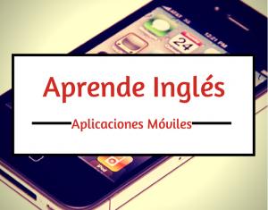 aplicaciones aprender inglés