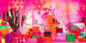 Navidades en la tienda Conran