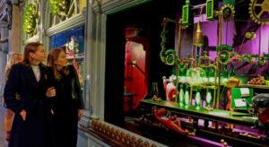 Fortnum & Mason en Navidad