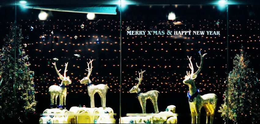 Donde hacer las compras de Navidad en Londres