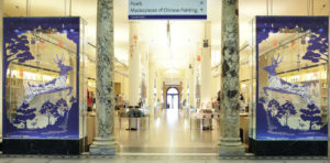 Tienda del Museo Victoria & Albert en Navidad