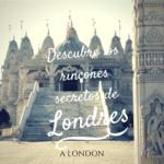 Descubre los rincones secretos de Londres