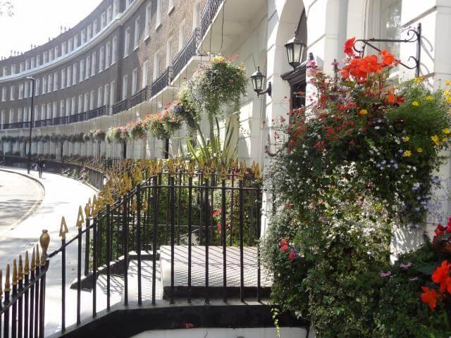 Estudios en Cartwright Gardens