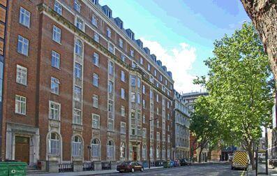 Navidad - Residencia de estudiantes en Bloomsbury IV