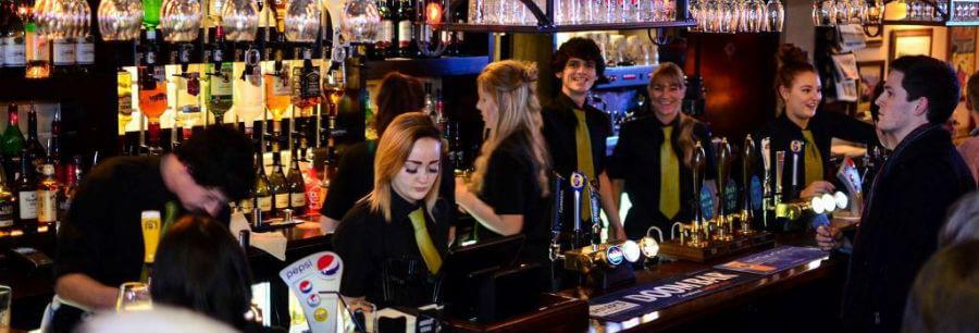 Trabajo garantizado en Londres