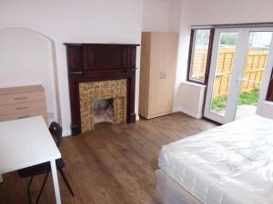 Habitación individual en Court Way - 2