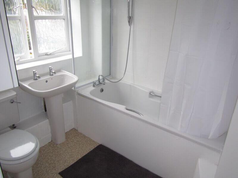 Baño dormitorio 5