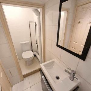 Baño habitación 5