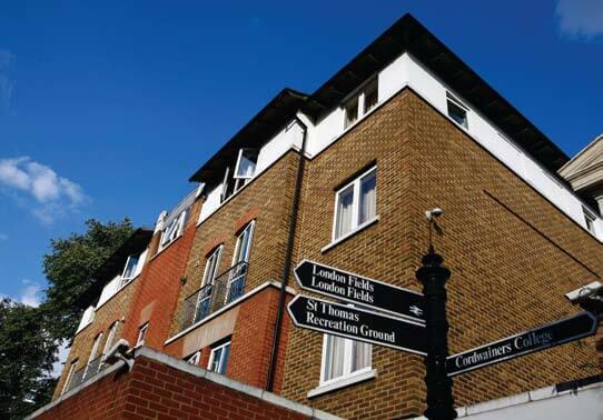 Verano - Residencia en Bethnal Green