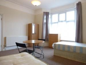 Habitación doble en Wrottesley Road - 1