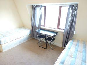 Dormitorio 5 en Cumberland Road