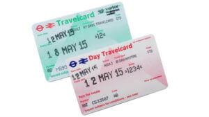 Comprar online travelcard Londres