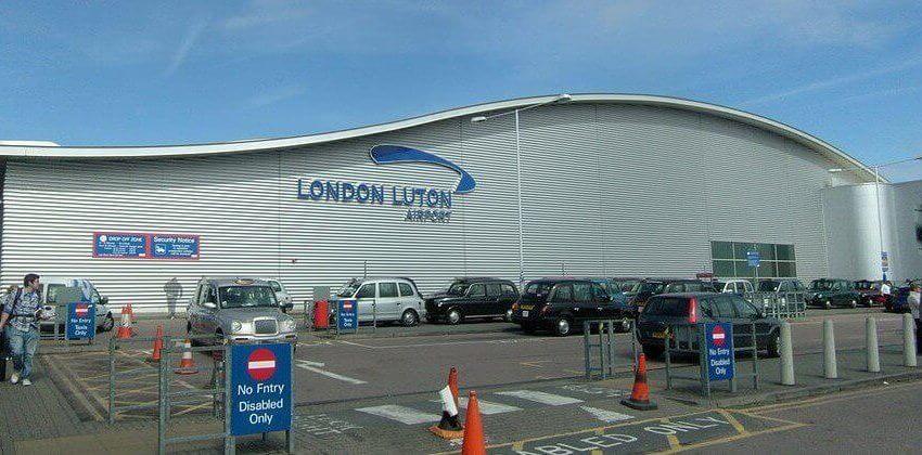 Tren Luton Londres