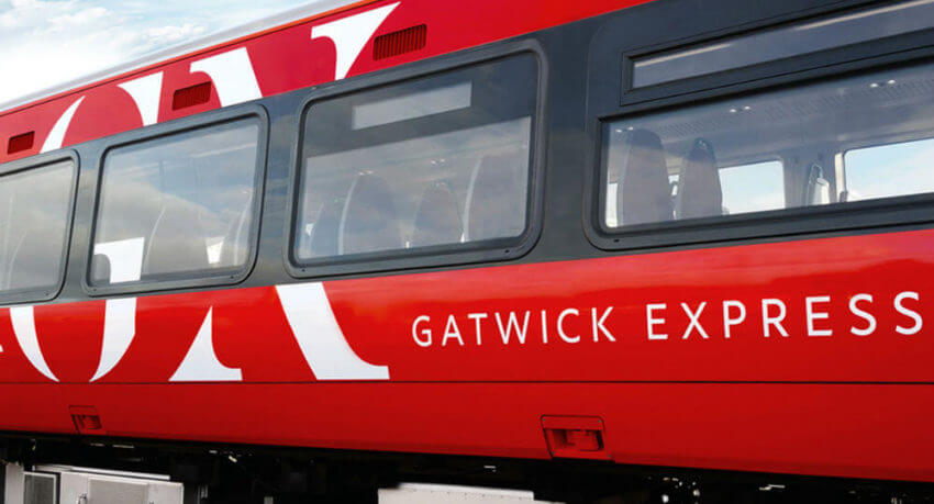 Billetes Gatwick Express