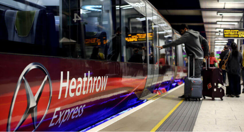 Billetes Heathrow Express