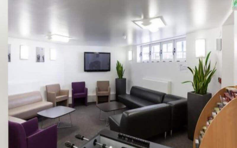 Salón comunitario