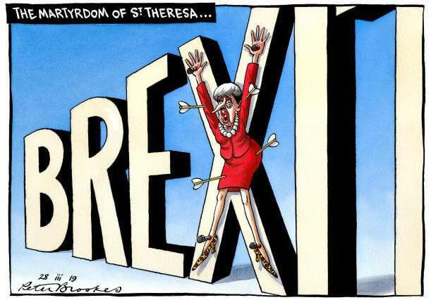 Brexit Dia B