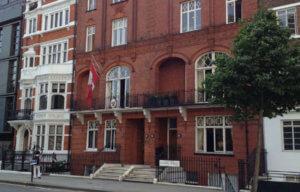 Practicas en la Embajada de Perú en Londres