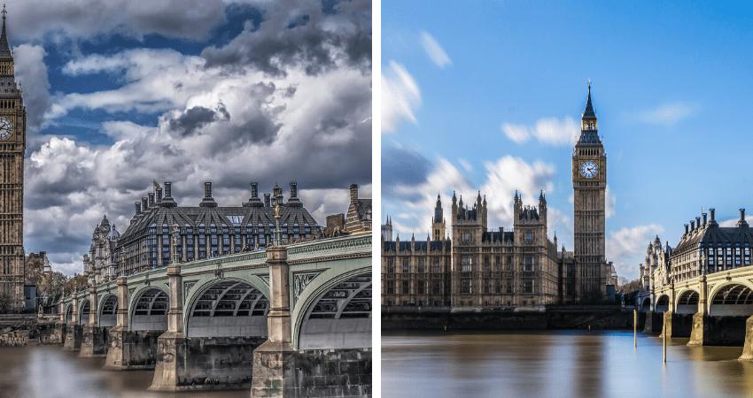 ¿Qué llevarse a Londres en la maleta?