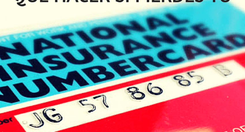 Como conseguir el National Insurance Nummber en Londres