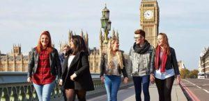 Diviertete en Londres
