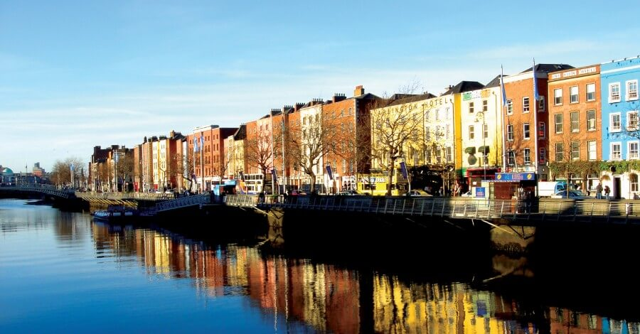 Trabajar con niños en Dublin