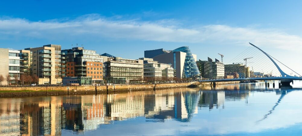 Rio Liffey Dublin