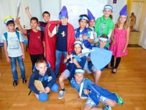 Cursos de inglés en Londres para niños