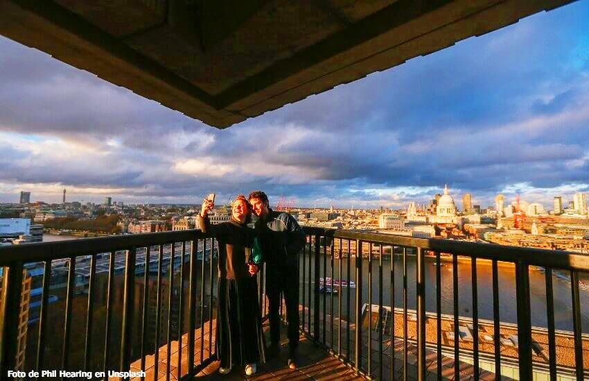 Ayuda para viajar a Londres