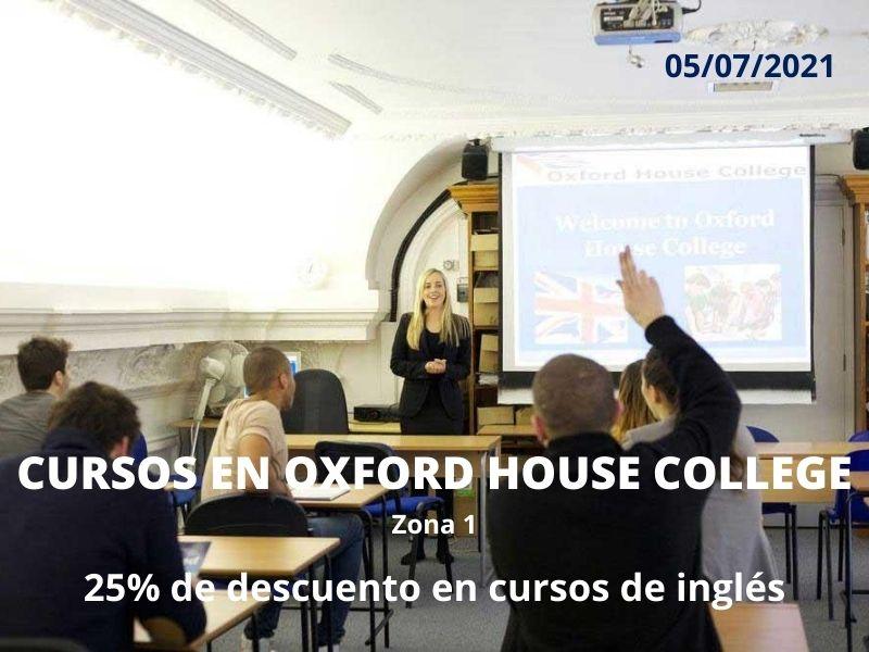 Oferta Oxford House College