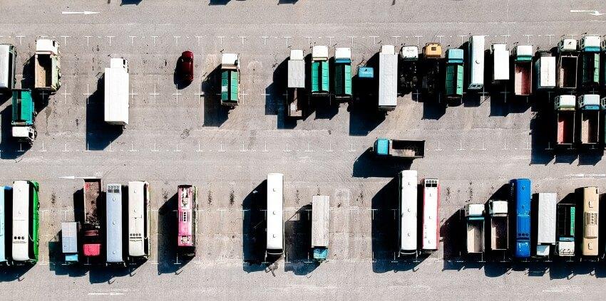 Visas para camioneros en Reino Unido